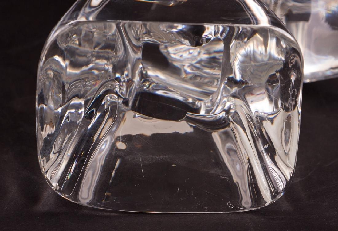 Steuben Crystal Duck - 8