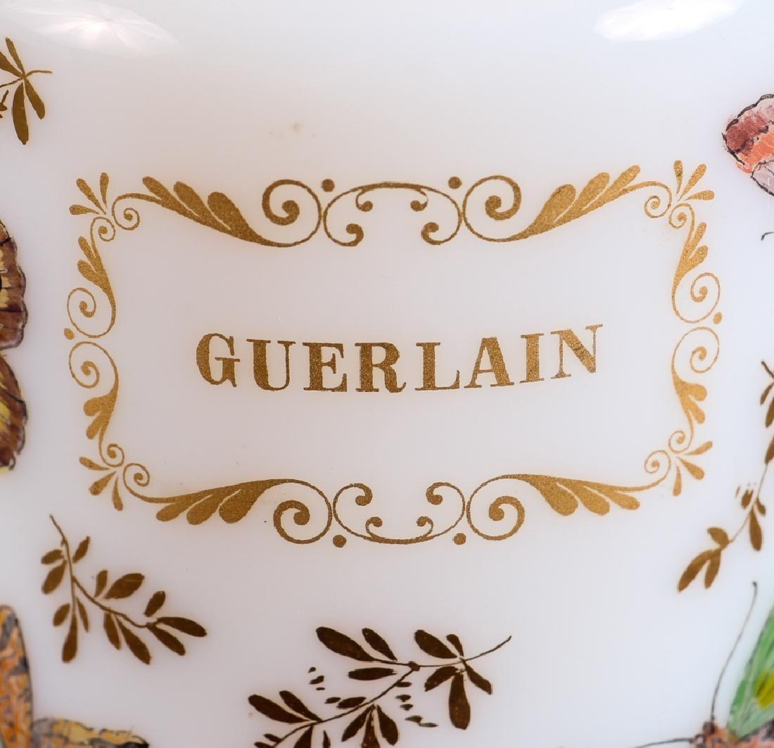 Guerlain Noirot Hand Painted Perfume Bottle - 3