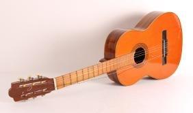 M G Contreras Six String Guitar