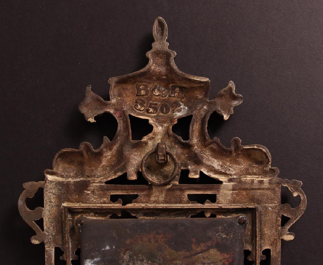 Bradley and Hubbard Mirrored Sconces - 6