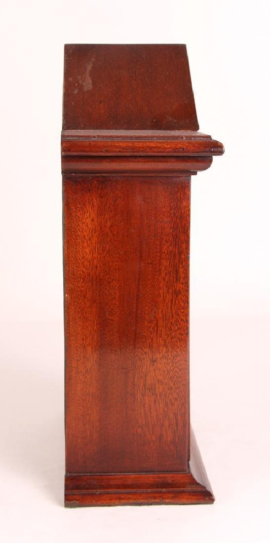 Antique English Desk Top Post Letter Box - 3