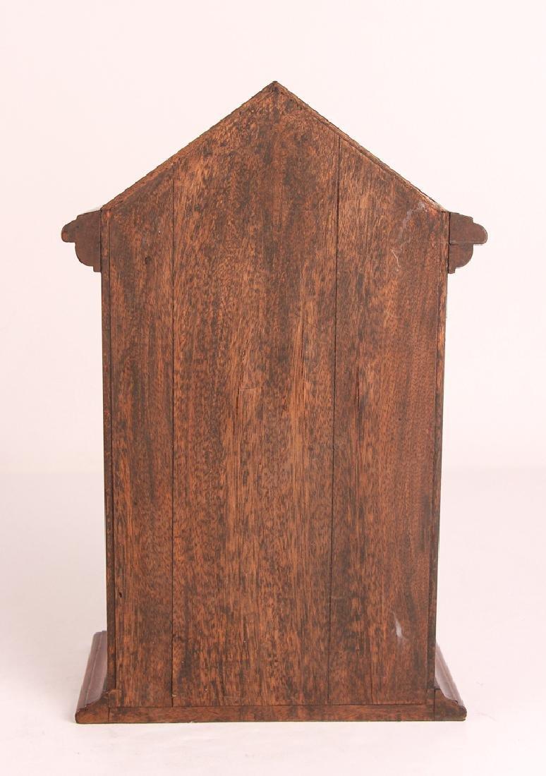 Antique English Desk Top Post Letter Box - 4