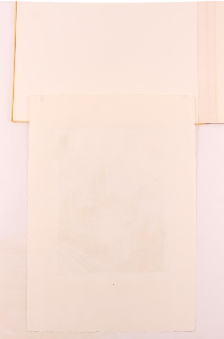 Louis Lozowick 1925 lithograph Minneapolis - 7