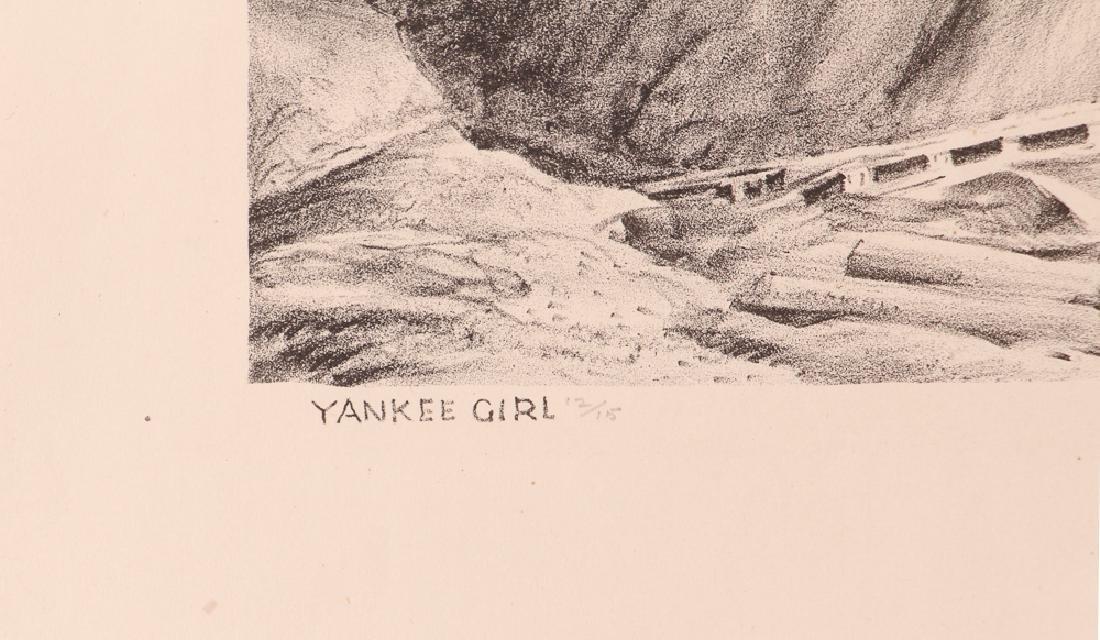 2 Wilfred  Readio Colorado lithos Ward & Yankee Girl - 3