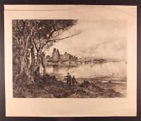 3 Victorian prints by Sharland BrunetDesbaines