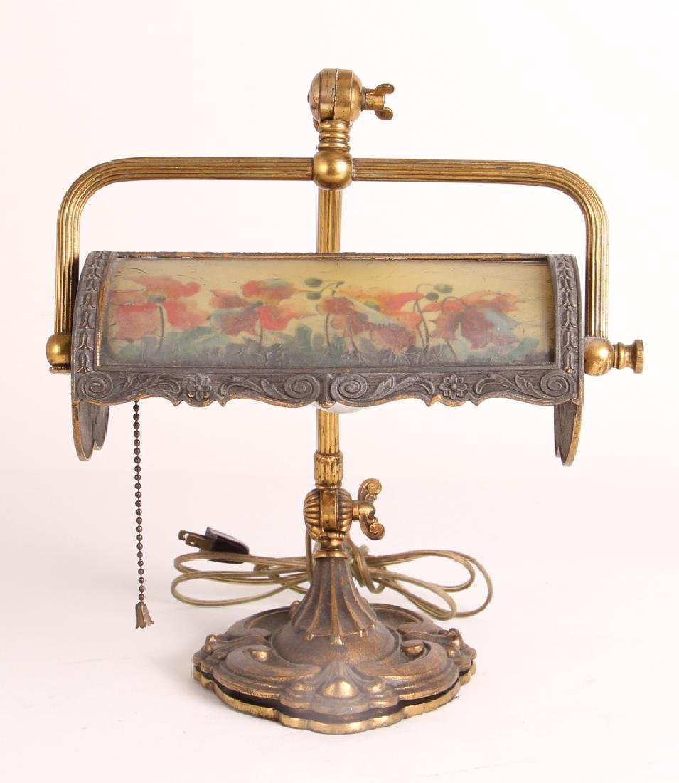 Miller Reverse Painted Desk Lamp - 2