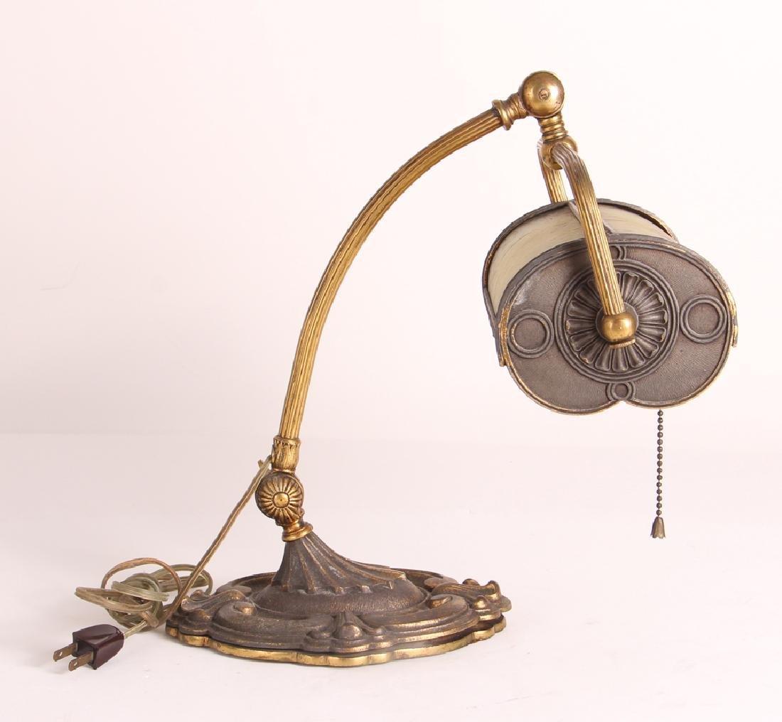 Miller Reverse Painted Desk Lamp - 3
