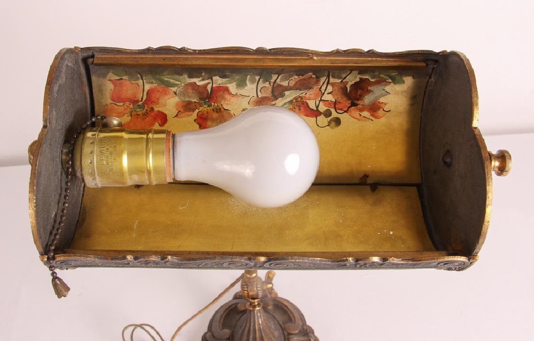 Miller Reverse Painted Desk Lamp - 5