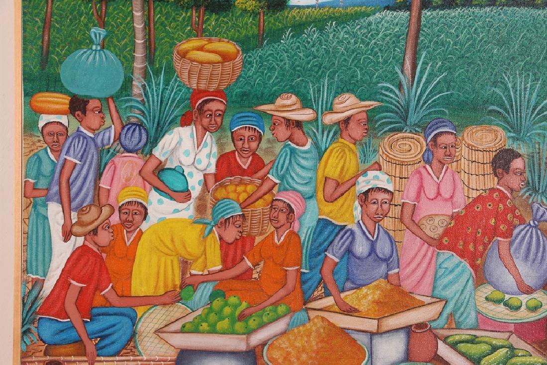 Edler Jerome Haitian Painting - 3
