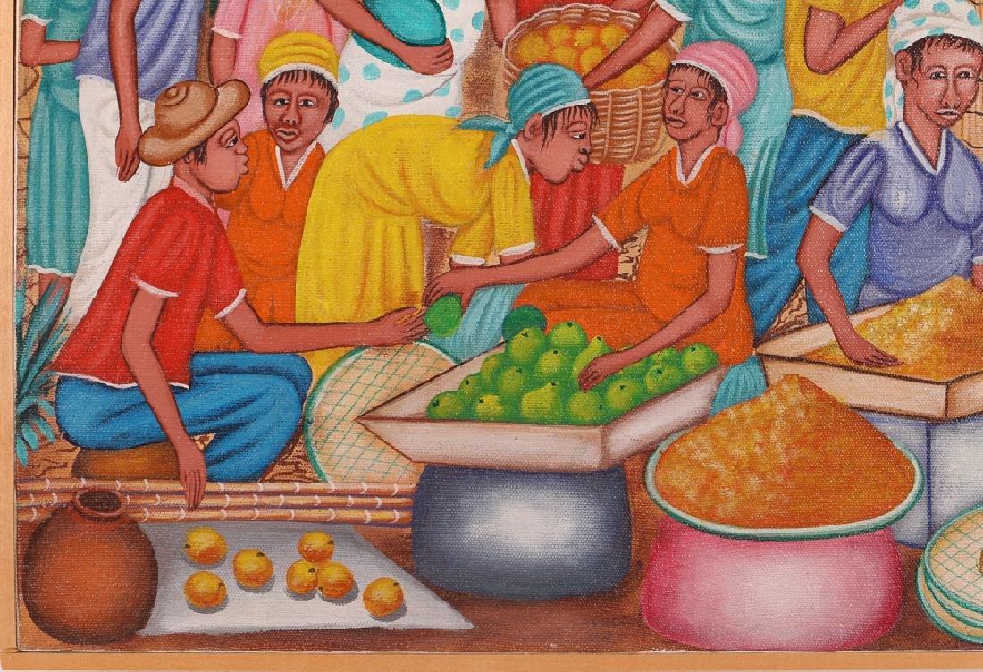 Edler Jerome Haitian Painting - 4