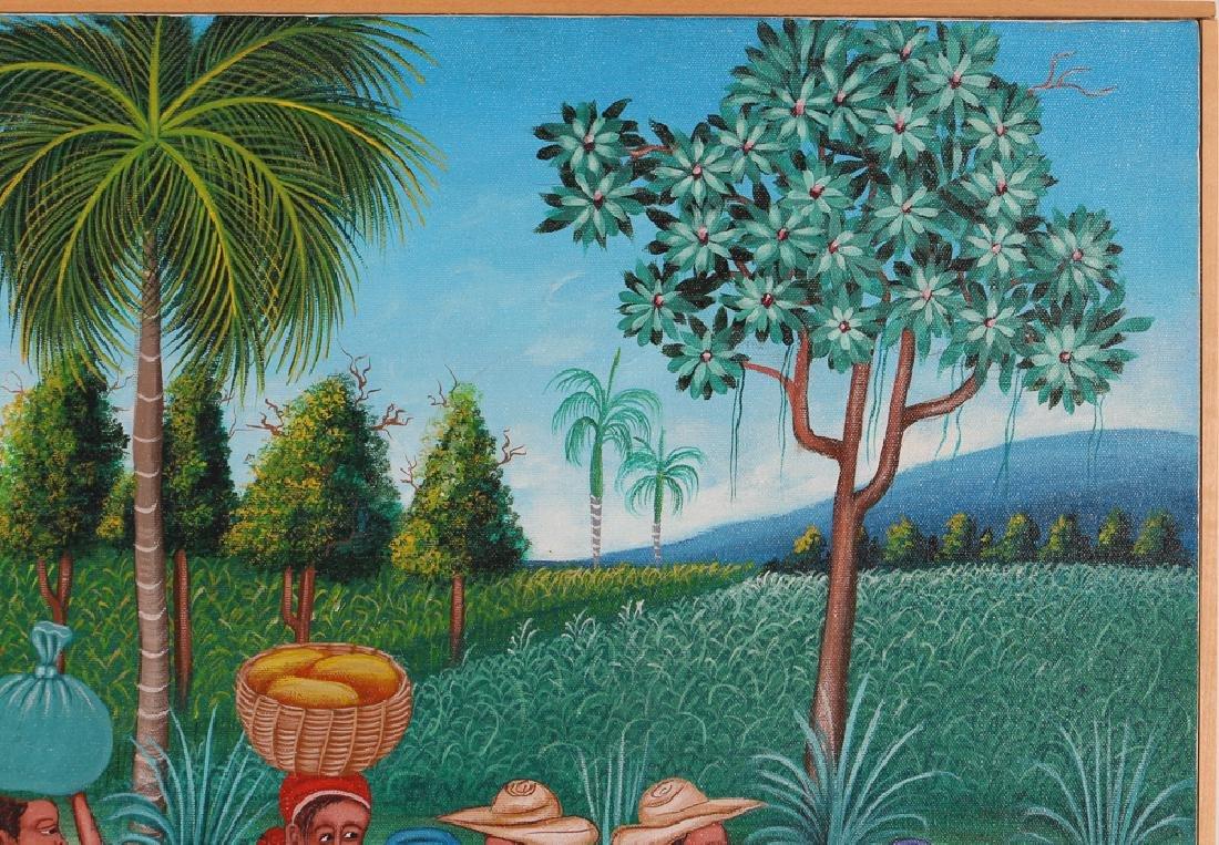 Edler Jerome Haitian Painting - 5