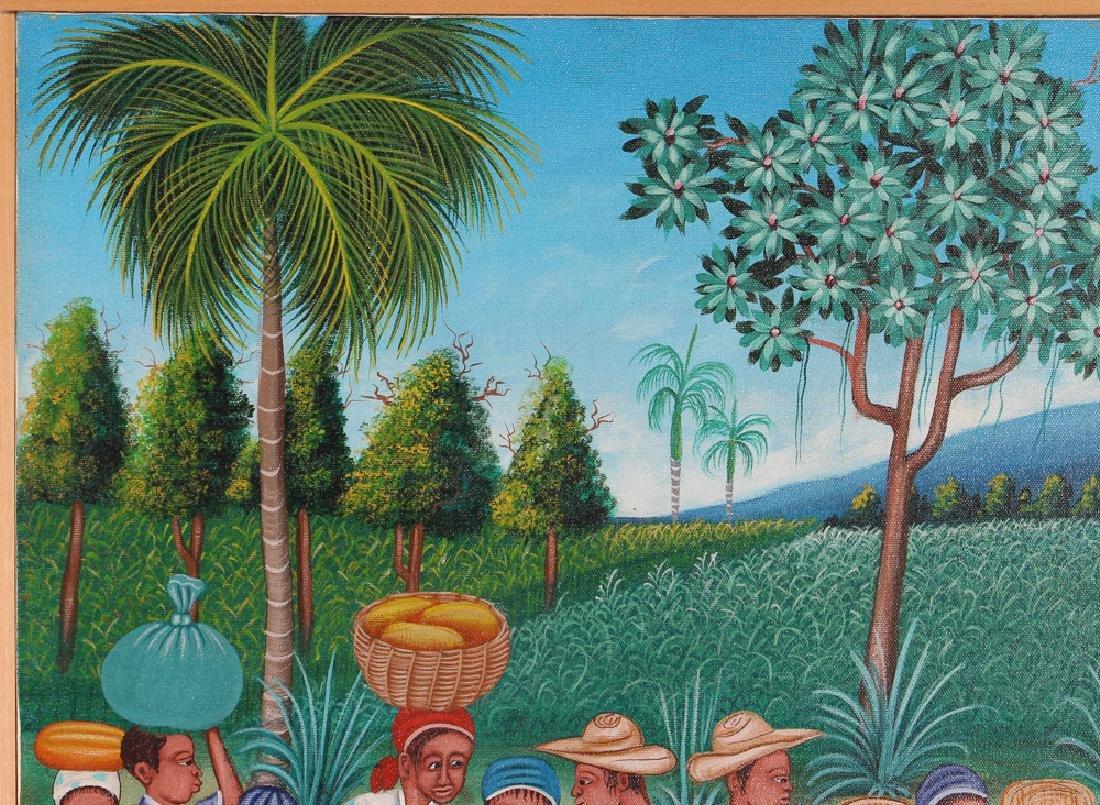 Edler Jerome Haitian Painting - 6