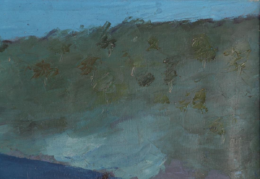 Manes Descollines Haitian Painting - 7