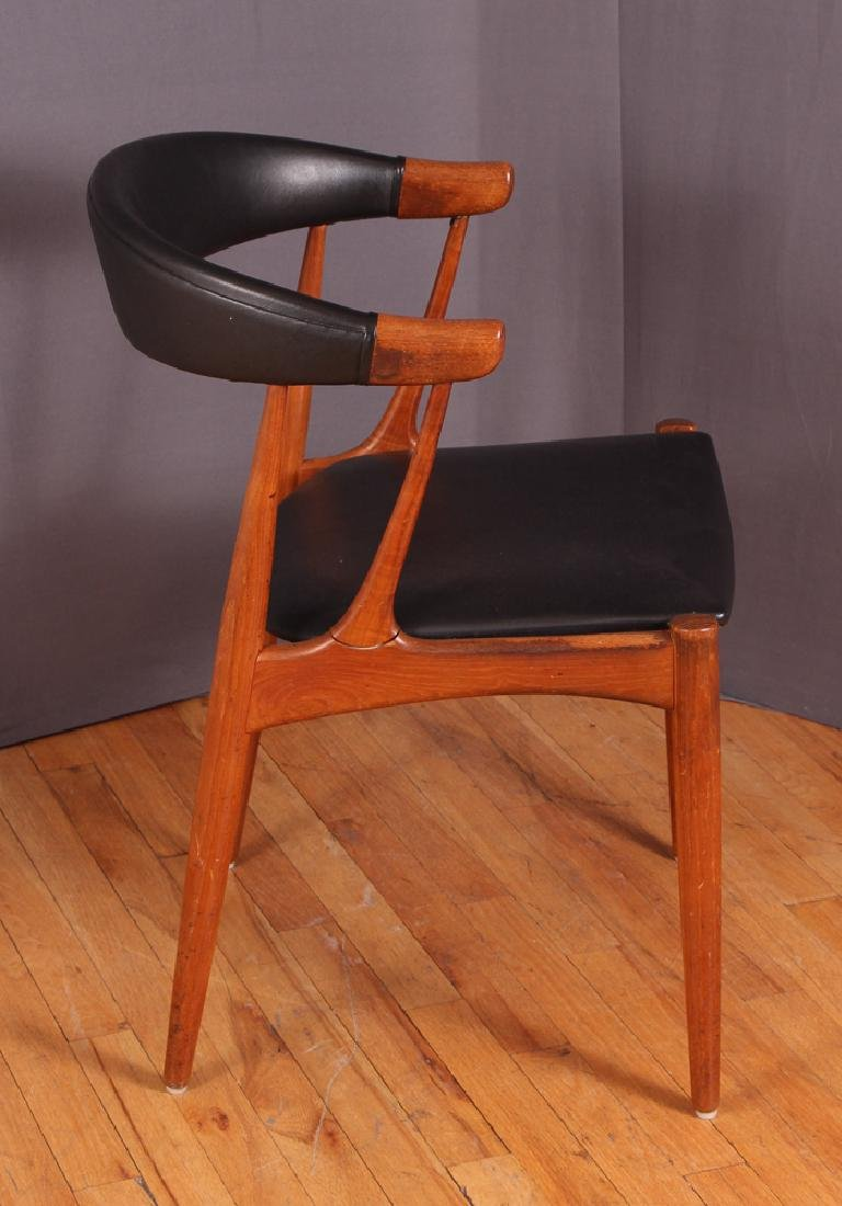 Johannes Andersen Danish Arm Chair - 2