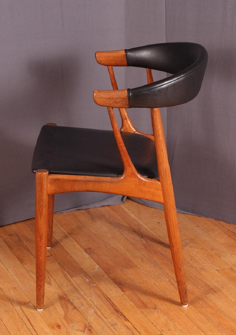 Johannes Andersen Danish Arm Chair - 4