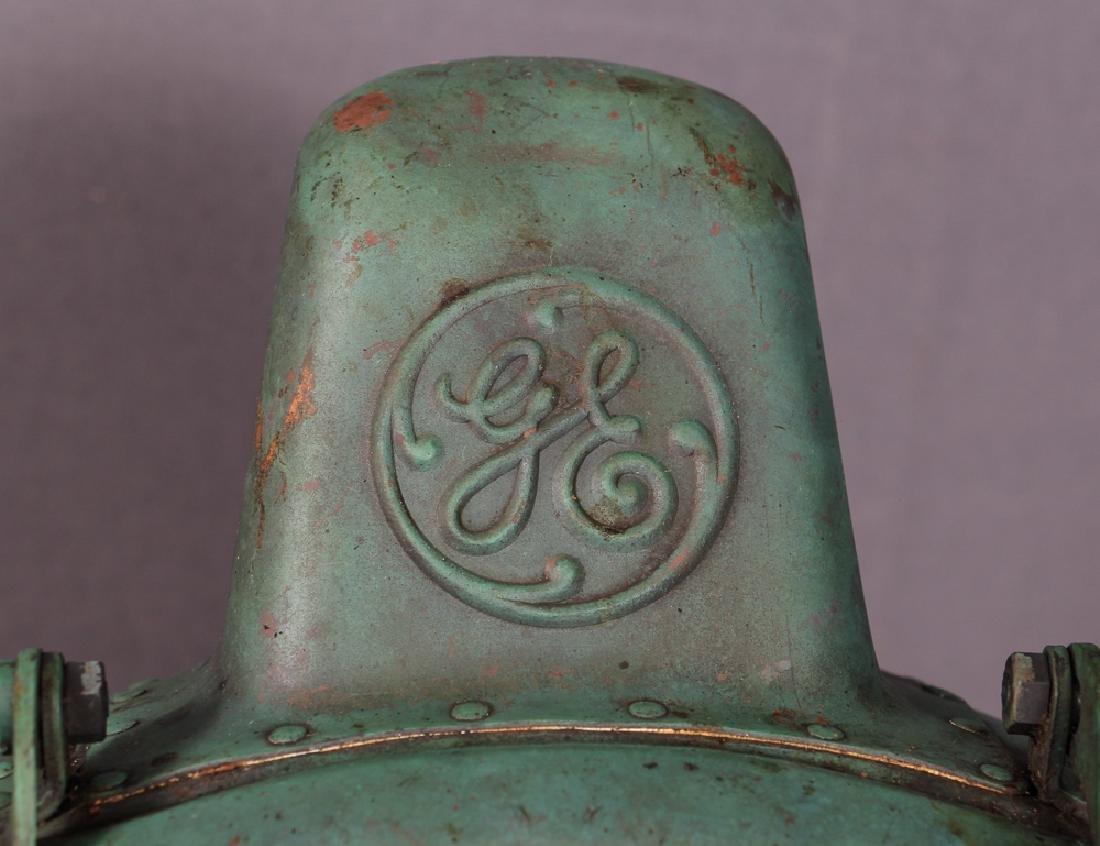 2 Industrial Age GE Copper Spotlights - 5