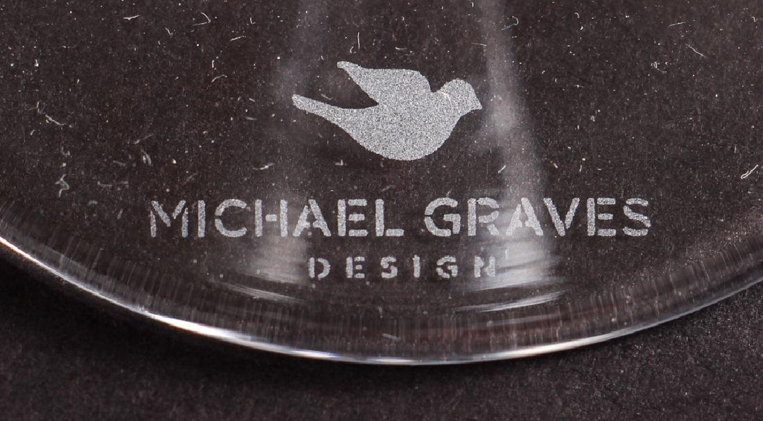 Michael Graves Glassware Set - 3