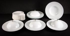 Six Raynaud Thomas Keller China Bowls