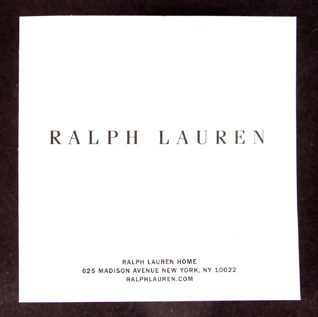 Ralph Lauren Ronan Pattern Flatware - 5