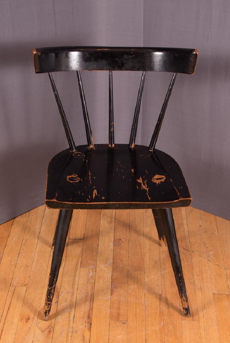 Paul McCobb Planner Group Ebonized Windsor Chair - 2
