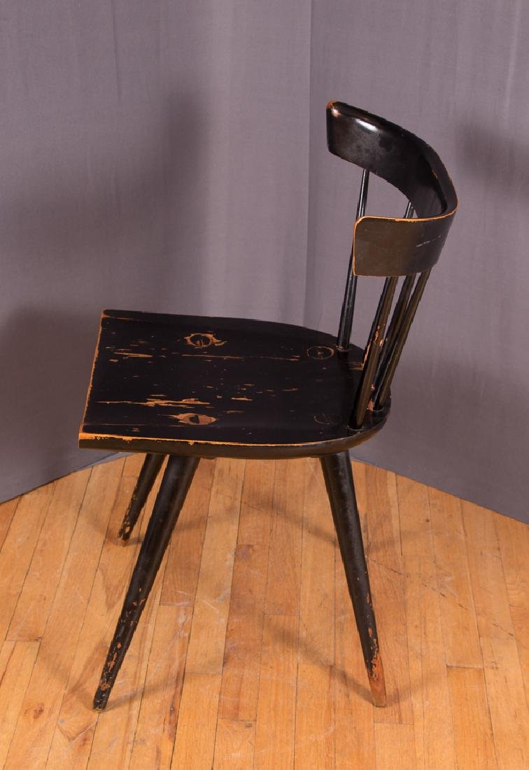 Paul McCobb Planner Group Ebonized Windsor Chair - 3