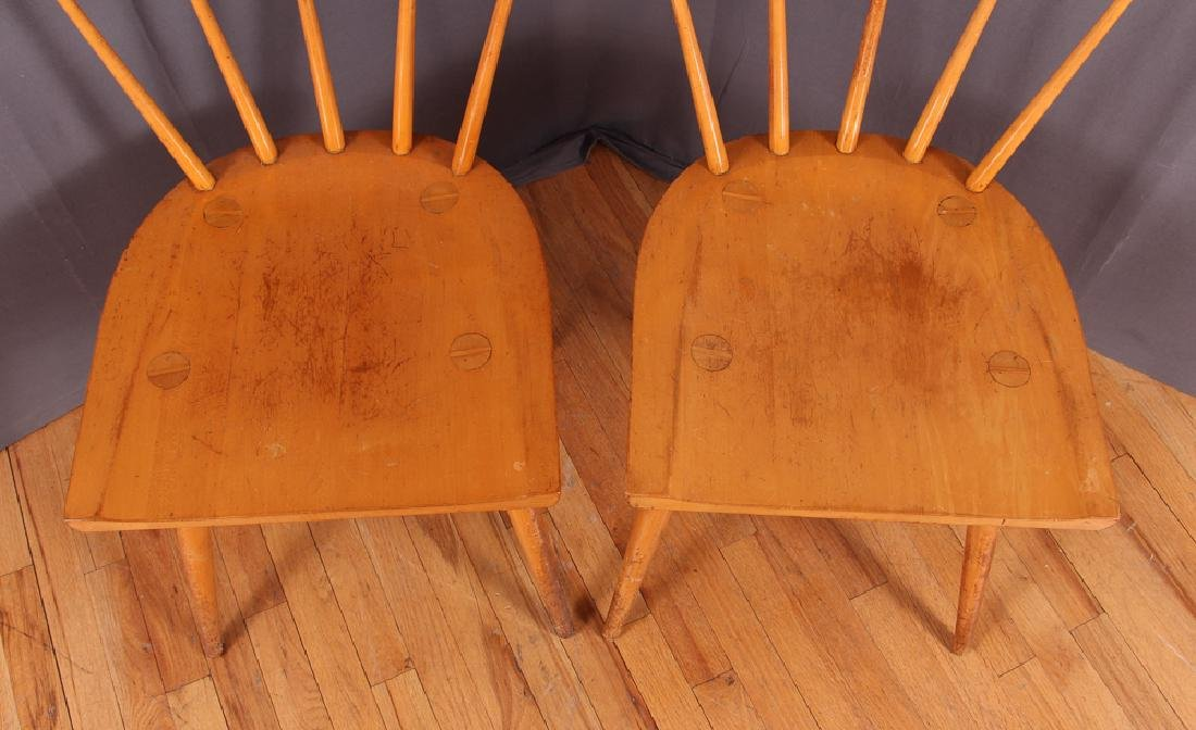 Four Paul McCobb Planner Group Dining Chairs - 4
