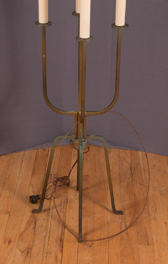 Attributed to Parzinger Atomic Age Floor Lamp - 4