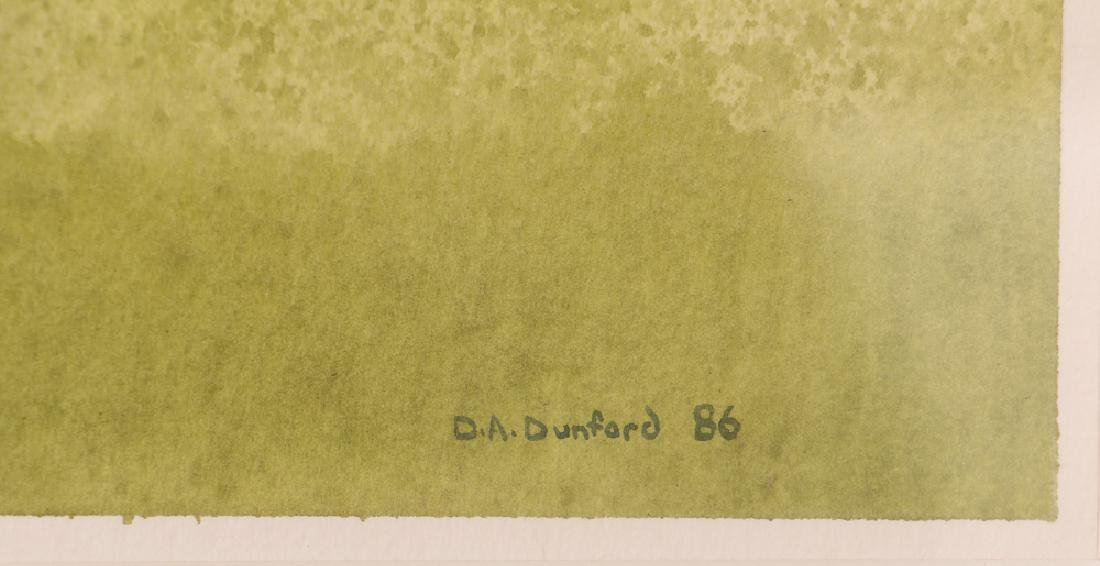 D. A. Dunford 1986 w/c Church in Ontario - 3