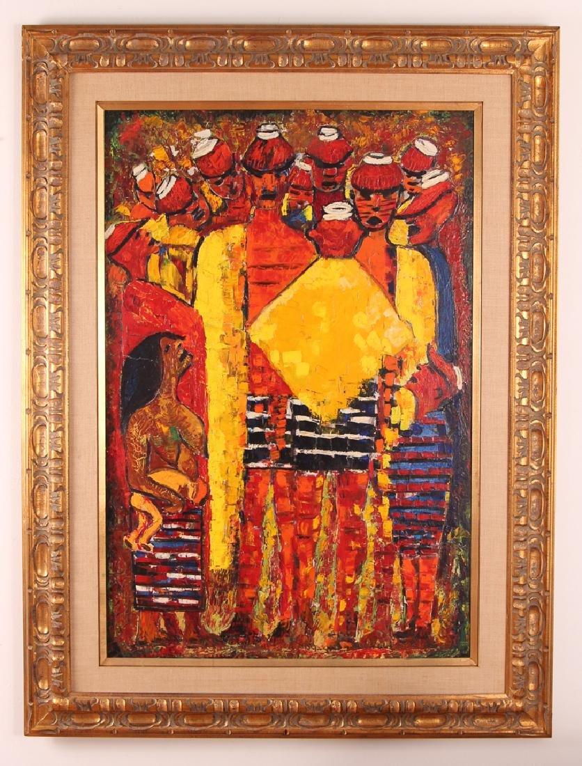 Jose Enrique Guerrero Painting - 2