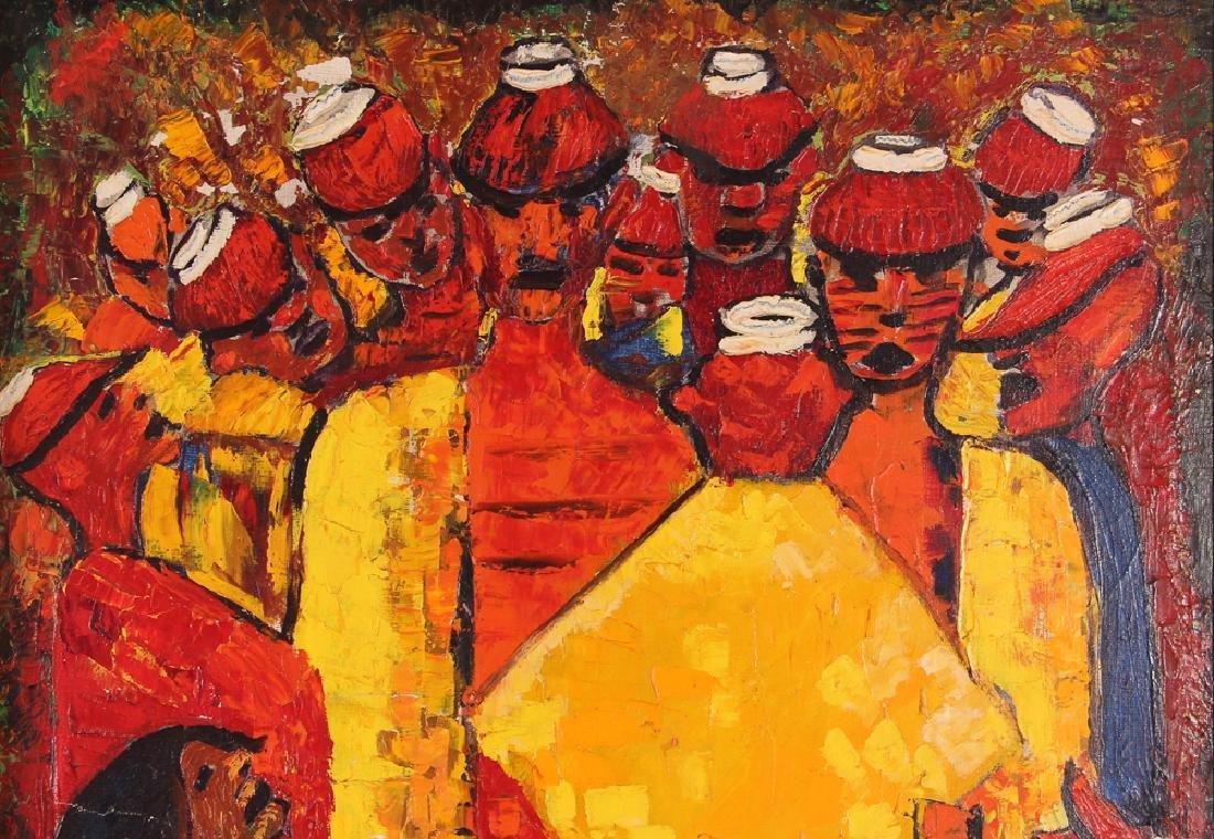 Jose Enrique Guerrero Painting - 3