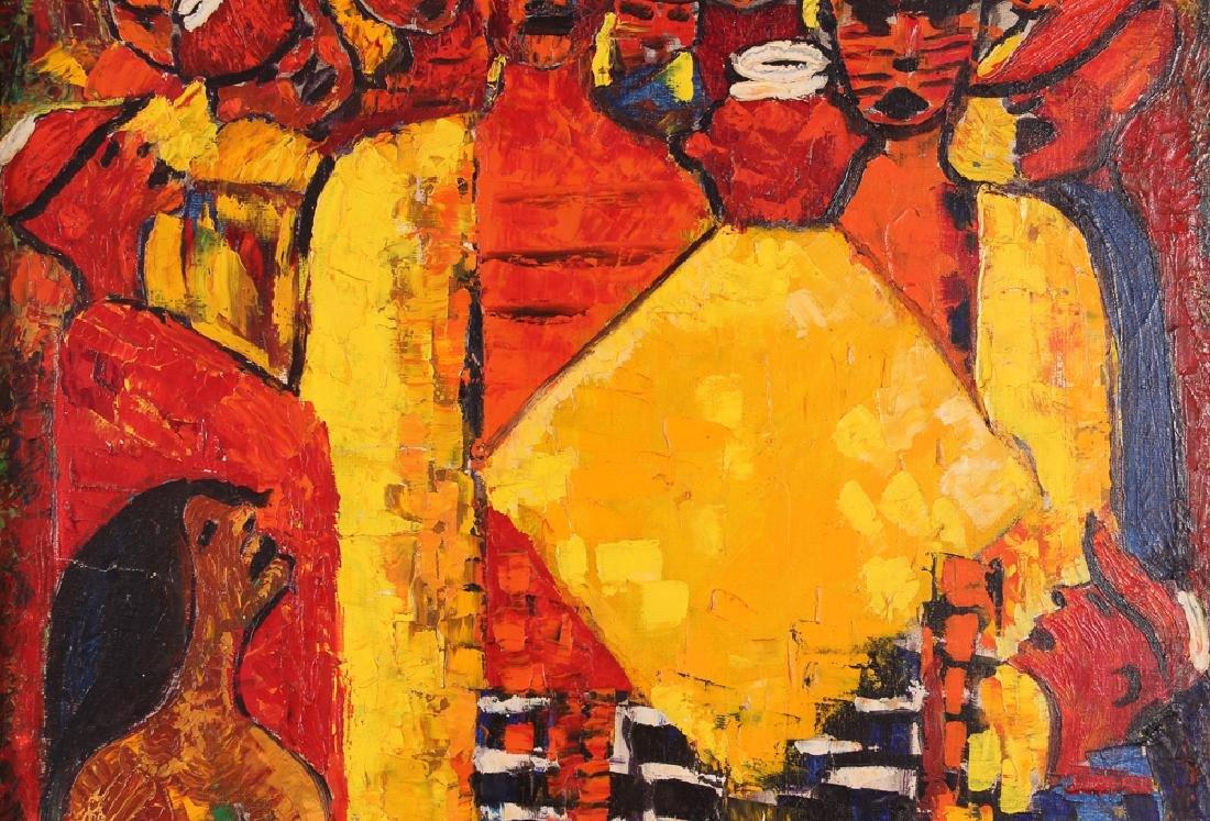 Jose Enrique Guerrero Painting - 4