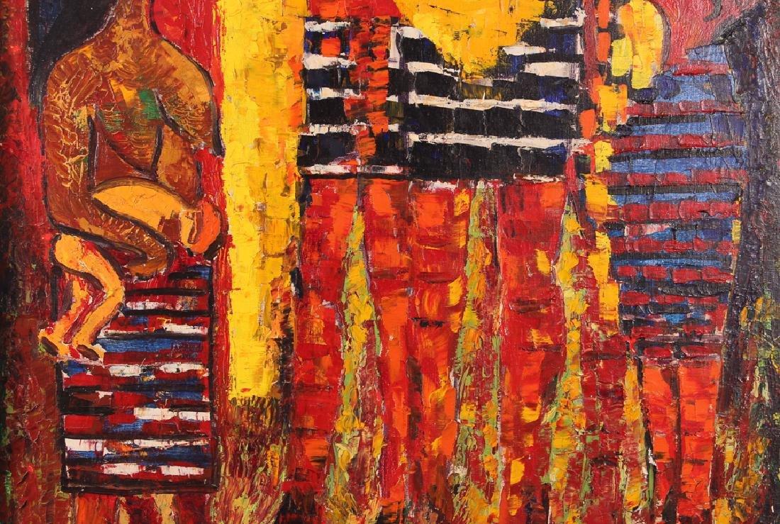 Jose Enrique Guerrero Painting - 5