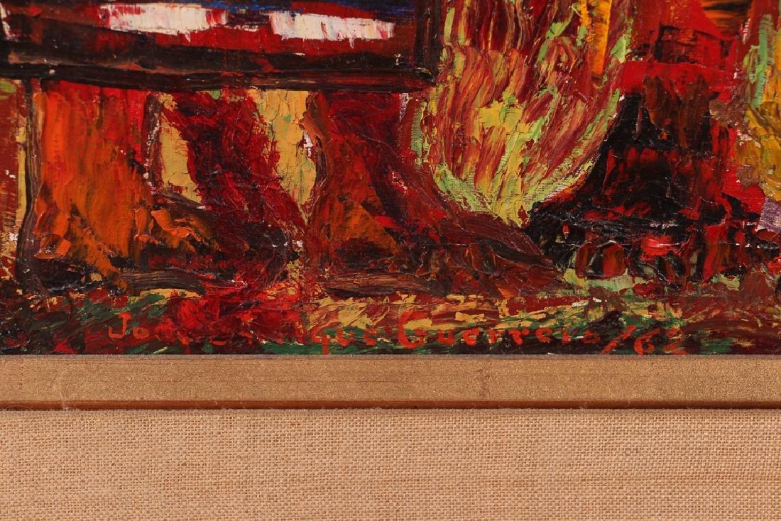 Jose Enrique Guerrero Painting - 6