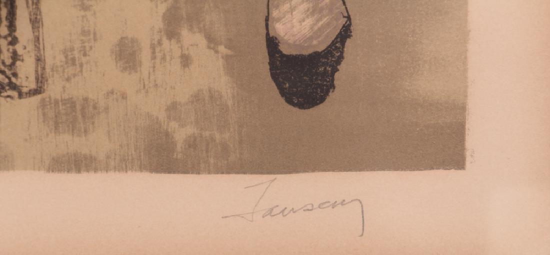 Two Jean Jansem Lithographs - 3