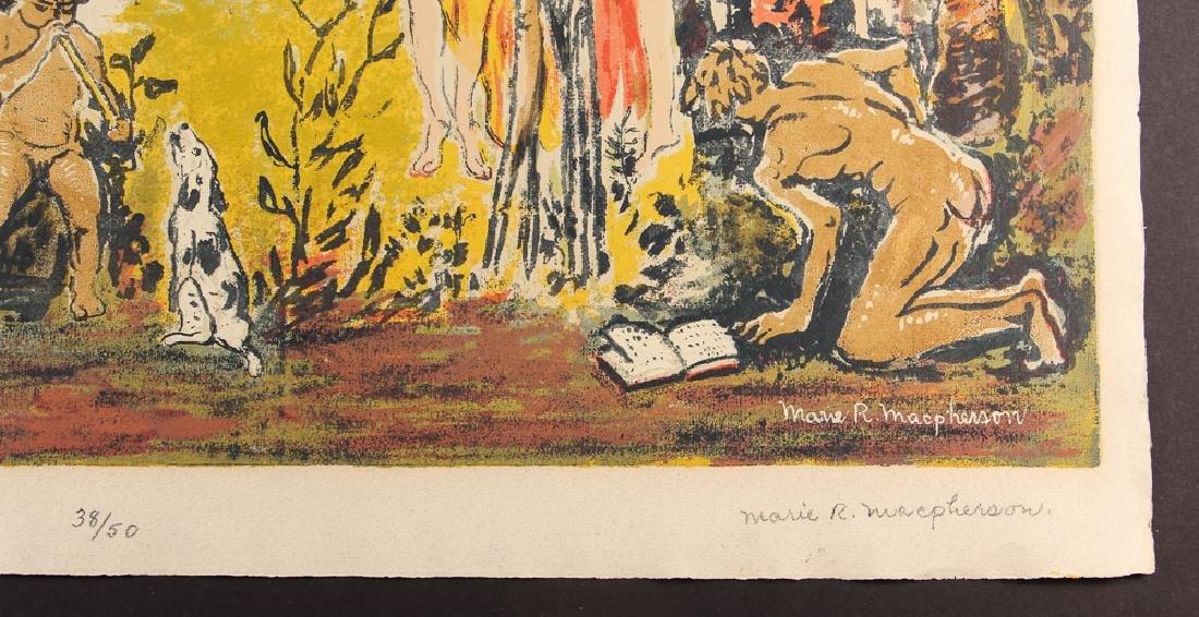 Marie MacPherson and  Victor Schuffinsky  original - 2