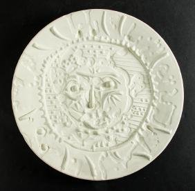 Pablo Picasso Madoura Visage Charger