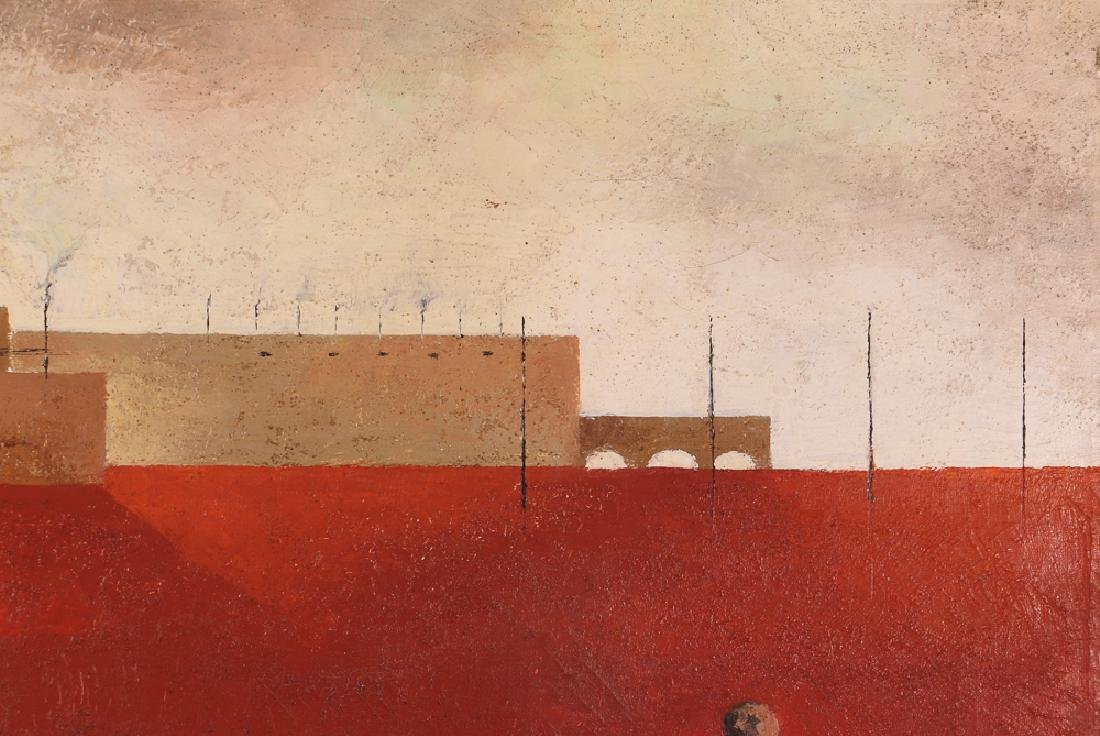 Sergio Sarri Abstract 1963 Cityscape - 4