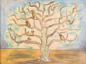 Two Kamal Youseff Watercolors