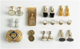 Assorted Mens Jewelry