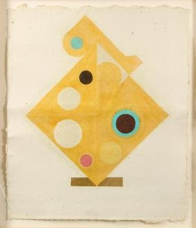 Christopher Lucas Untitled 1988 collage