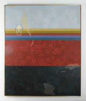 Maya Schock Abstract Painting
