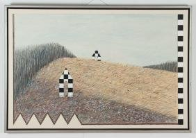 Barbara Wells Landscape Series: Entry
