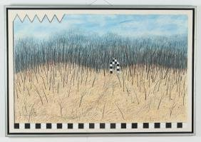 Barbara Wells Landscape Series: Journey's End