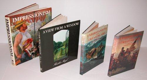 360: 4 Art Books: Impressionism, Gardens, Teaching Art