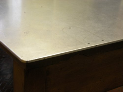 365: Stainless Steel Butcher's Table - 2