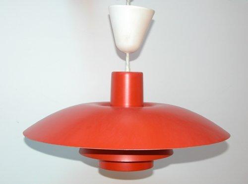 374: Poul Henningsen PH 4/3 Pendant Light Lamp for Poul