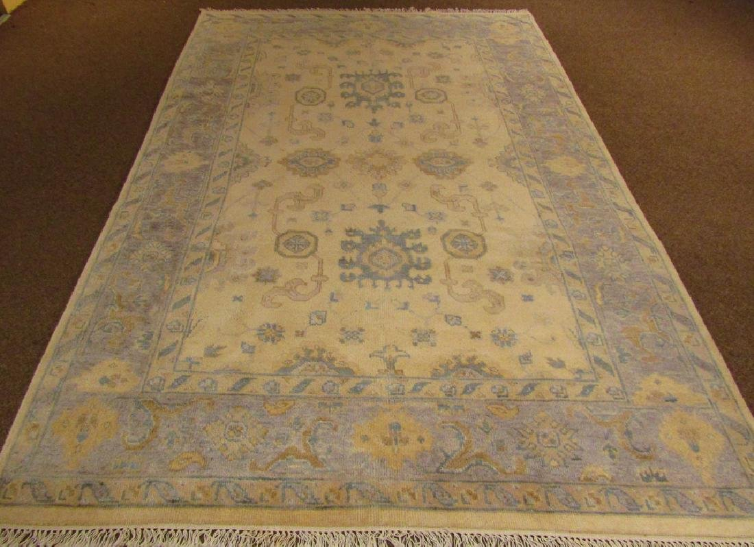 Indo Turkish Oushak Carpet
