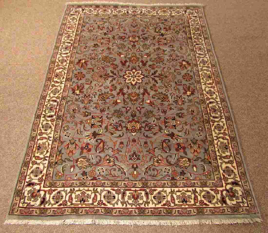 Fine Indo Persian Tabriz Carpet