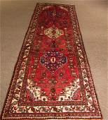 Persian Zanjan Runner Carpet