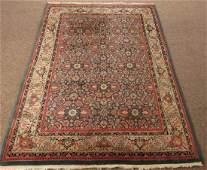 Old Indo Persian Tabriz Carpet